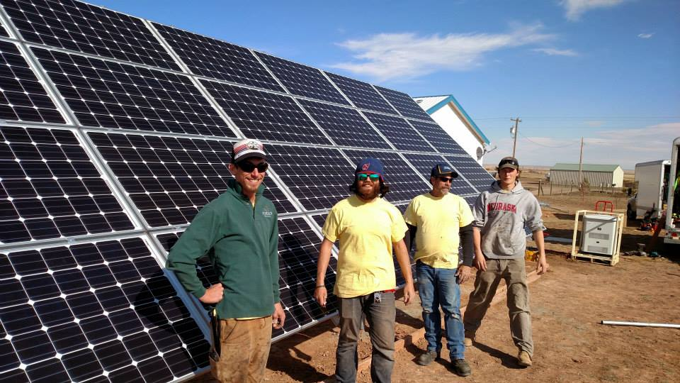 Colorado Southard's Solar Team