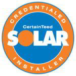 Credentialed CertainTeed Solar